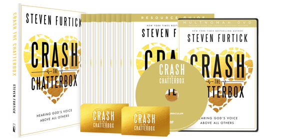 Crash the Chatterbox by Pastor Steven Furtick box set